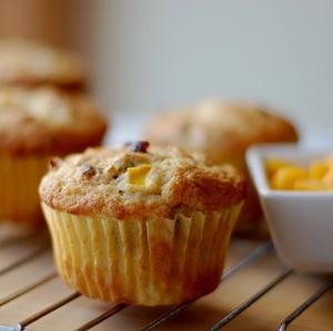 Voting thumbnail mango oatmeal muffins