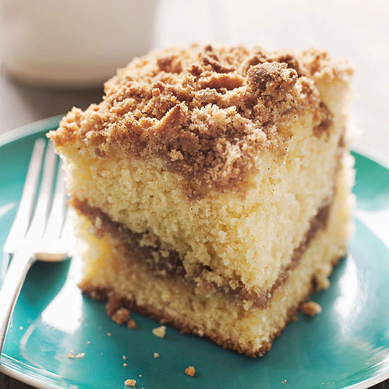Baker's Cousin | Cinnamon Coffee Swirl Coffee Cake