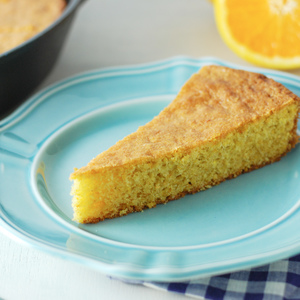 Voting thumbnail orange skillet cake