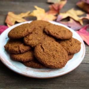 Voting thumbnail healthy holiday pumpkin cookies 2  1 of 1